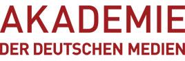 Akademie der Deutschen Medien Logo