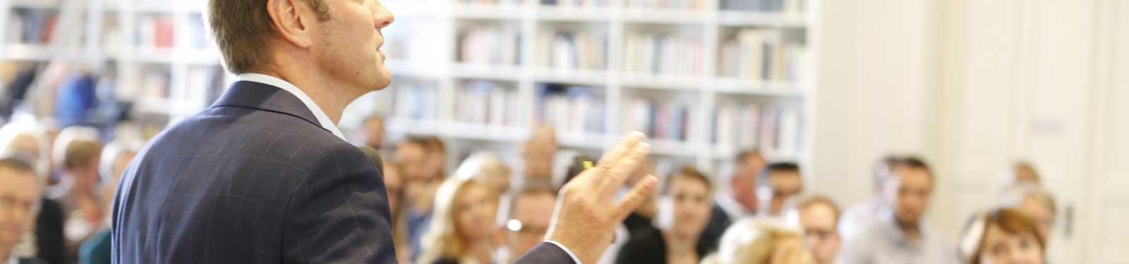 Konferenzen Akademie der Deutschen Medien